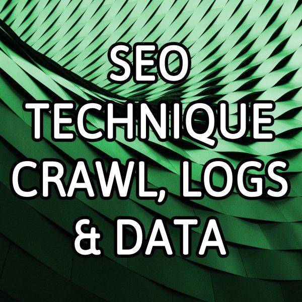 Formation SEO technique : crawl, logs & data > Session du 15 Novembre 2019